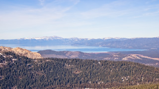 Sierra-at-Tahoe Lake View